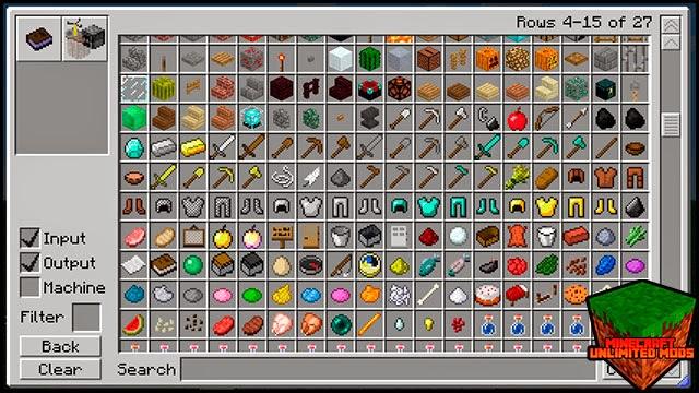 CraftGuide Mod Crafteos