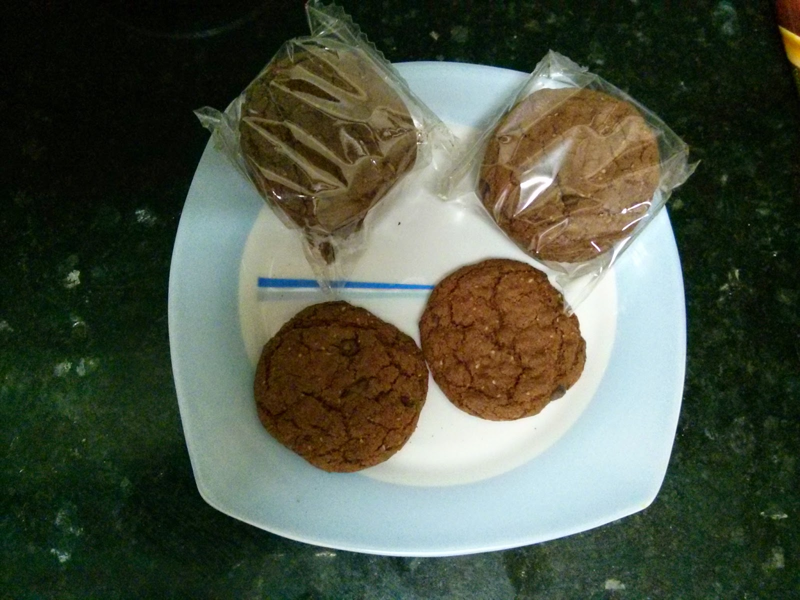 Cookies Gerblé sin azúcar