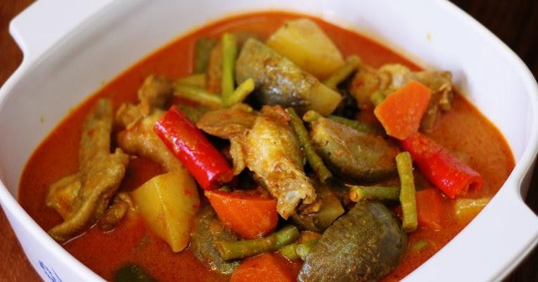 Resepi  Kari  Ayam  Yg  Sedap