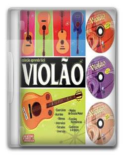 Coleção Aprenda Fácil: Violão – Completo