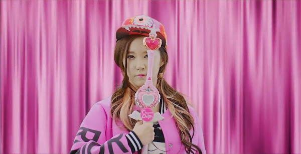 Crayon Pop Ellin FM