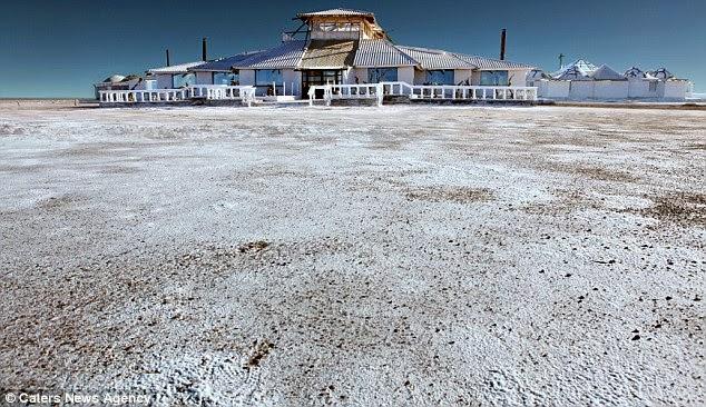Hotel Garam Terunik di Dunia