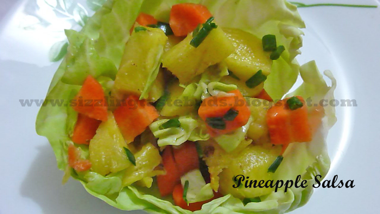 Pineapple Salsa Recipes — Dishmaps