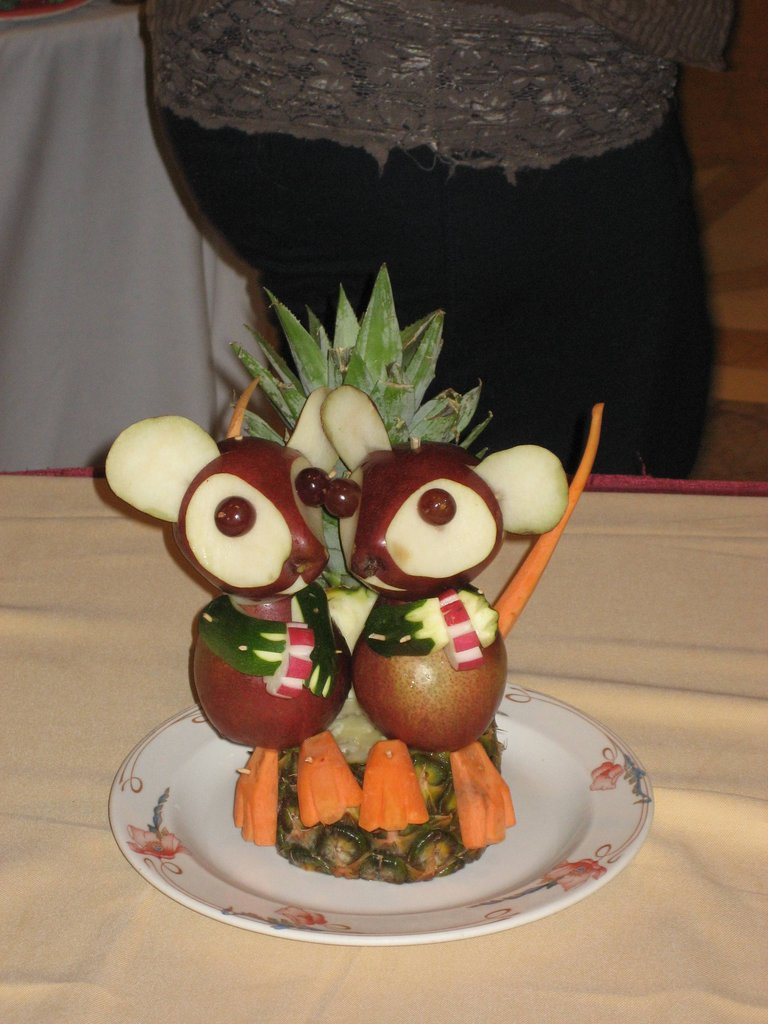 Vegetable fruit carving for kids easy to learn fruits