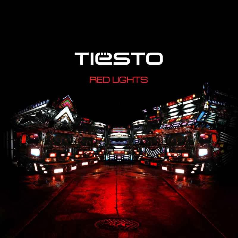 copertina singolo red lights