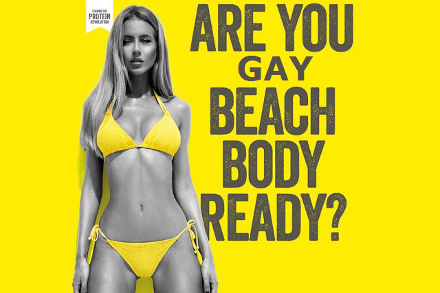 Are you GAY beach body Ready? - Bearded Couture