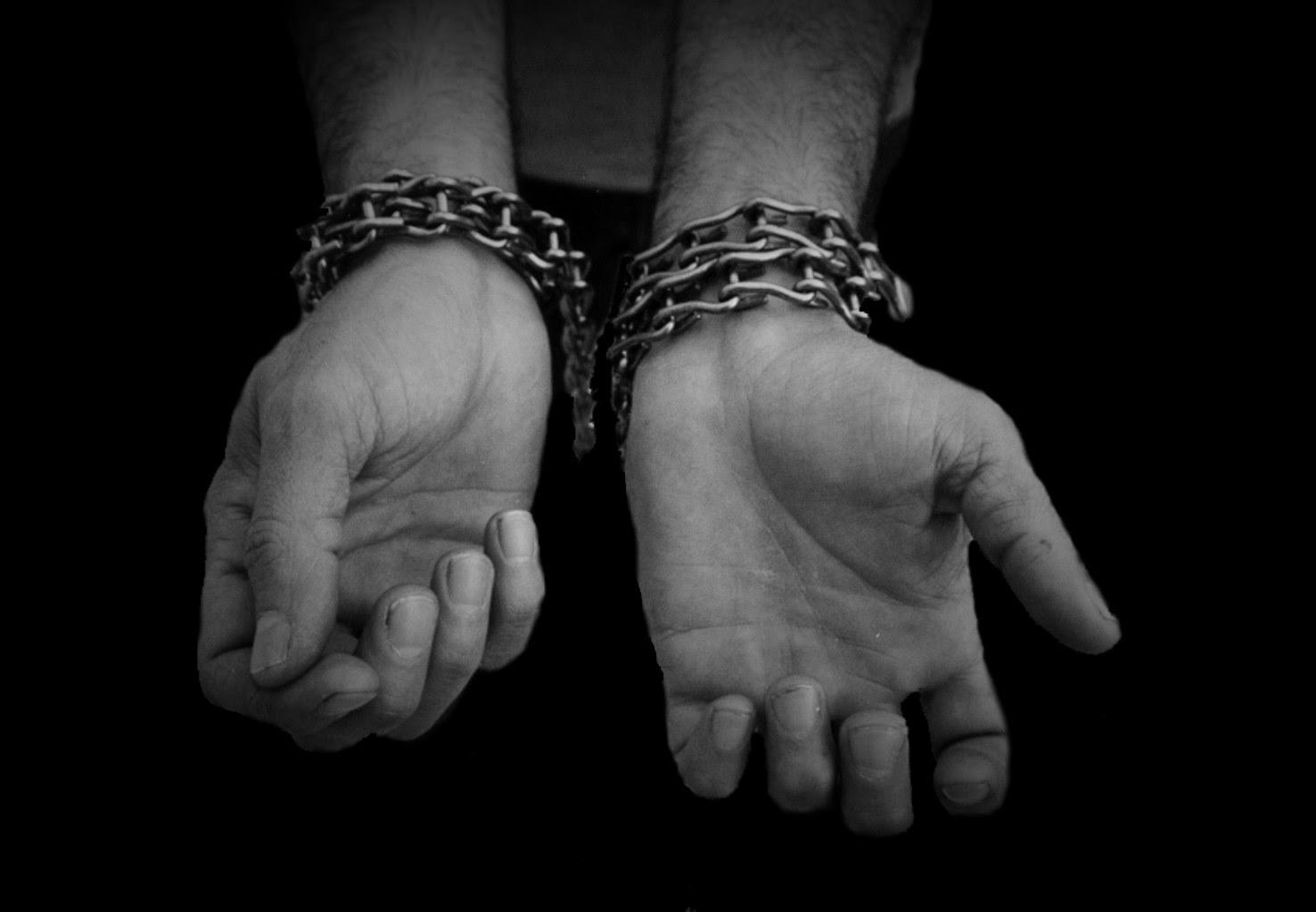 Comercio de esclavitud sexual en mujeres