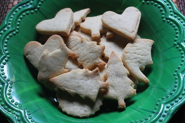 Eggless Cutout Sugar Cookies - Eggless Sugar Cookies