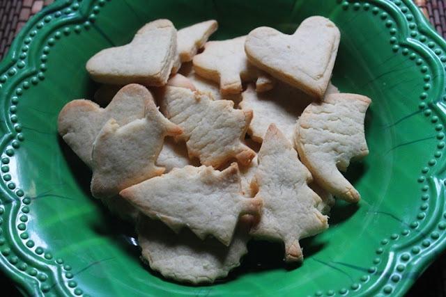 Eggless Cutout Sugar Cookies - Eggless Sugar Cookies