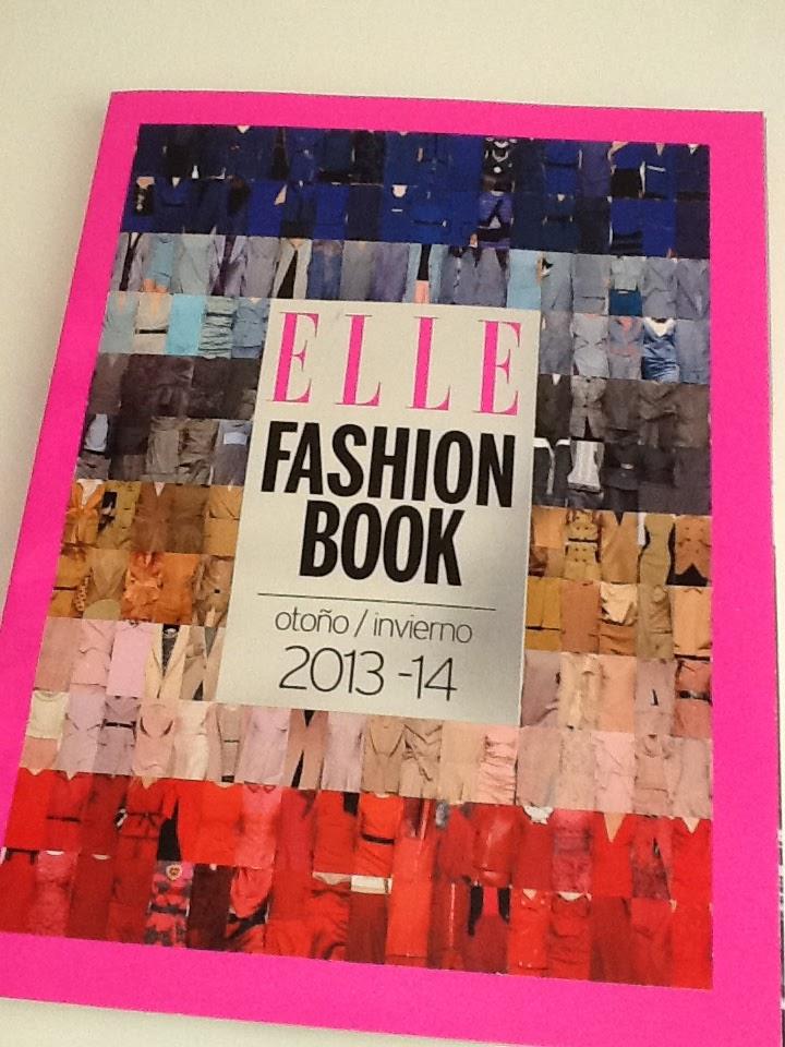 Elle Fashion Book 2014 Spain