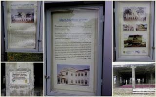 Papan Informasi dan Ex. Rumah Sakit Ulee Lheue