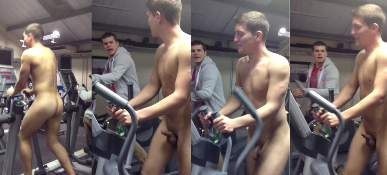 Stream Nude Gym 28