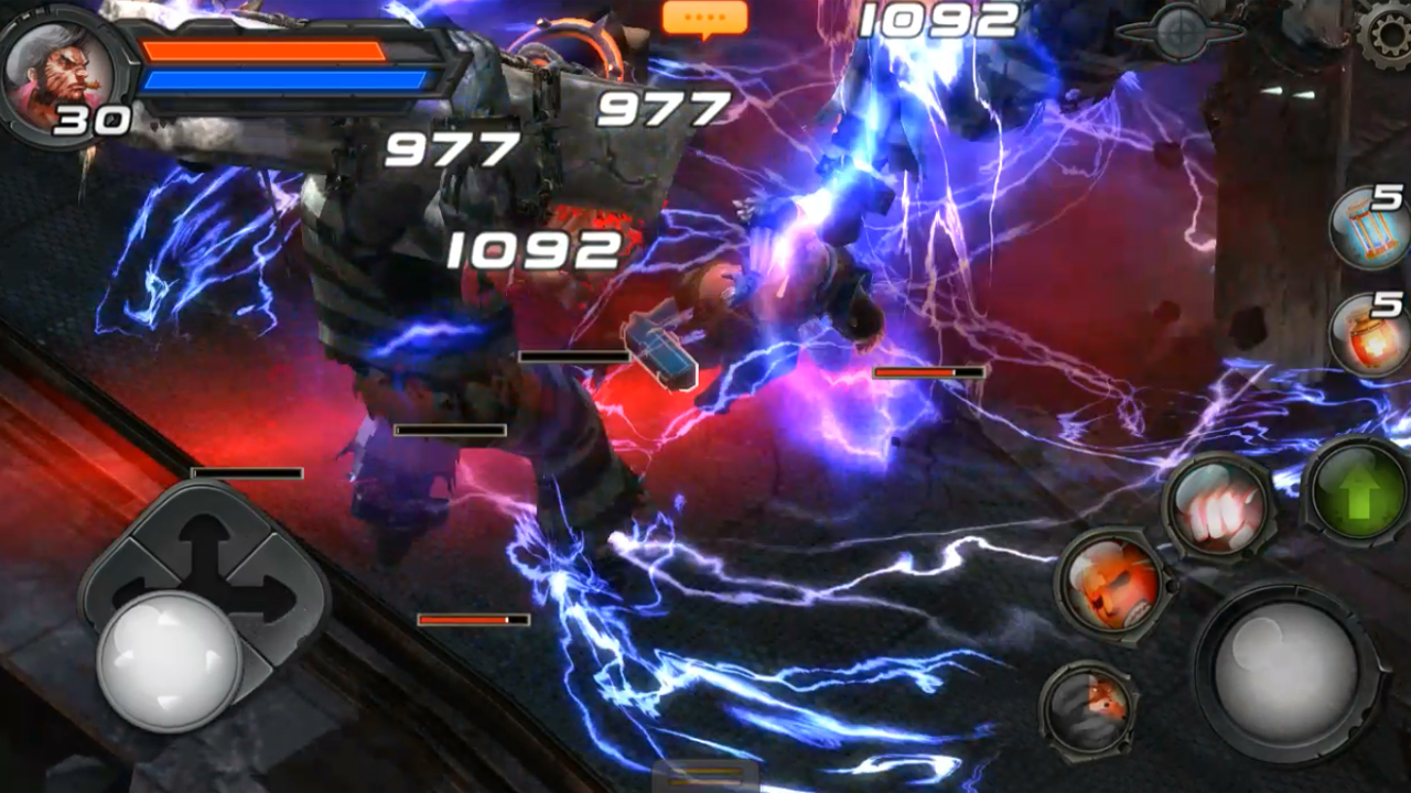 Mutants (KR) Gameplay Android