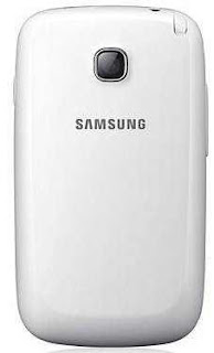 Samsung Champ Neo Duos C3262 Mobile Back Side
