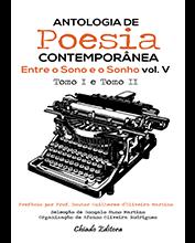 """Co-autora na coletânea """" Entre o sonho e o sono"""" vol. V"""