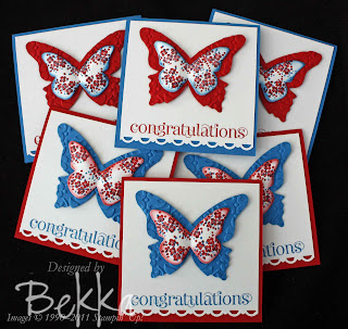Stampin' Up! Beautiful Wings