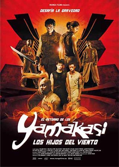 El Retorno De Los Yamakasi: Los Hijos Del Viento (2004)