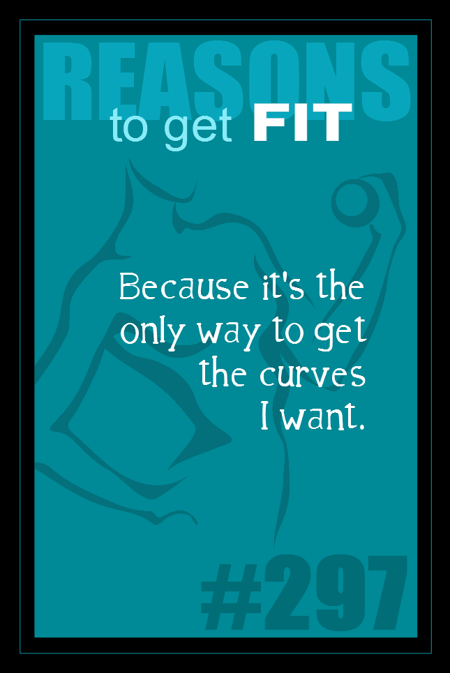 365 Reasons to Get Fit #297