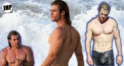 Chris Hemsworth mare