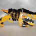 Linha de brinquedos de 'Dino Charge'