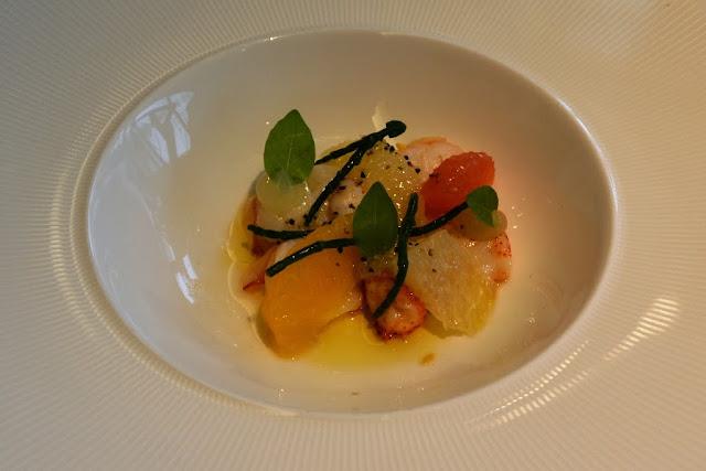 Restaurant Arenberg Heverlee lobster