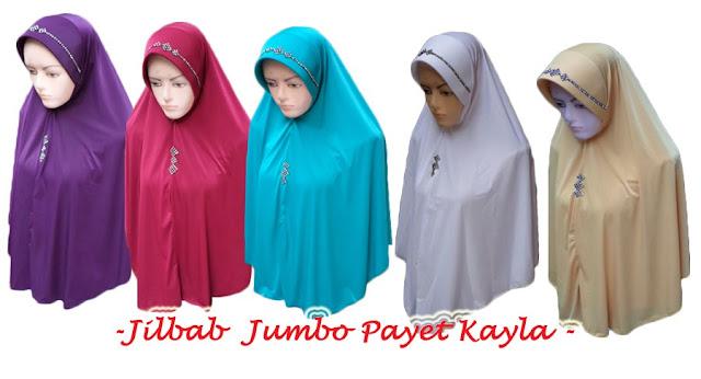 supplier jilbab