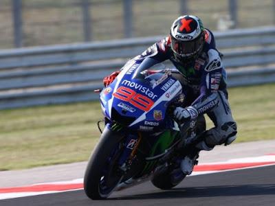 Hasil Lengkap Latihan Bebas 2 MotoGP Misano, San Marino 2015