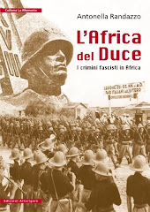 L&#39;AFRICA DEL DUCE.    I Crimini Fascisti in Africa