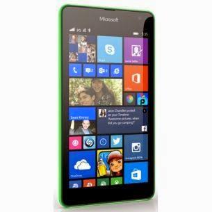 Nokia Lumia 535 akan mendapatkan update firmware, perbaiki masalah sensitif layar