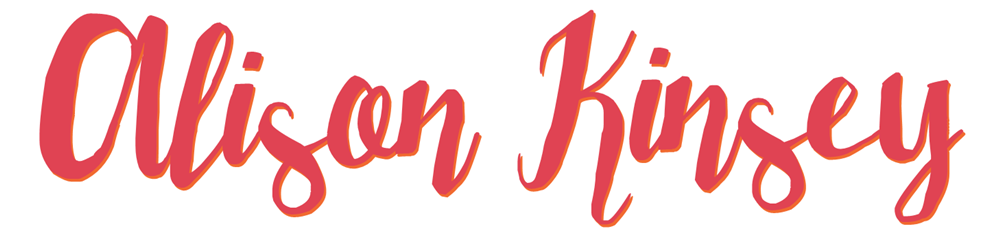 Alison Kinsey | San Diego Blogger and Digitally Passionate Creative