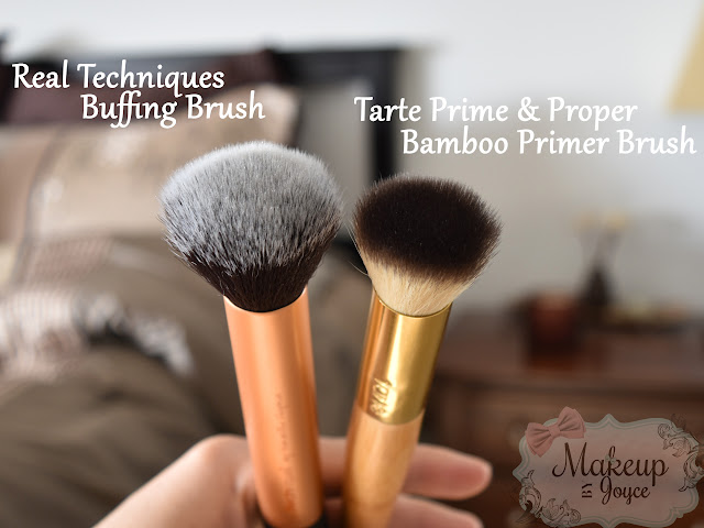 Tarte Prime & Proper Bamboo Primer Brush Review