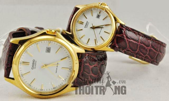 Đồng hồ đeo tay đôi