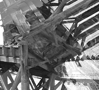 Arq myriam mahiques art m quina de la colonia for La colonia penitenciaria