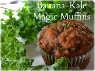 Kale Magic Muffins