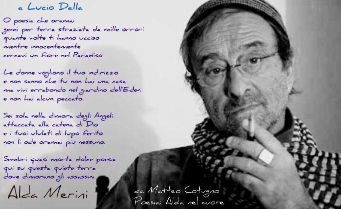 Anam Alda Merini A Lucio Dalla