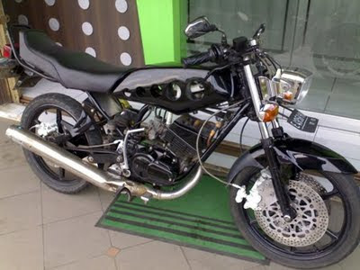 rx king modifikasi standard