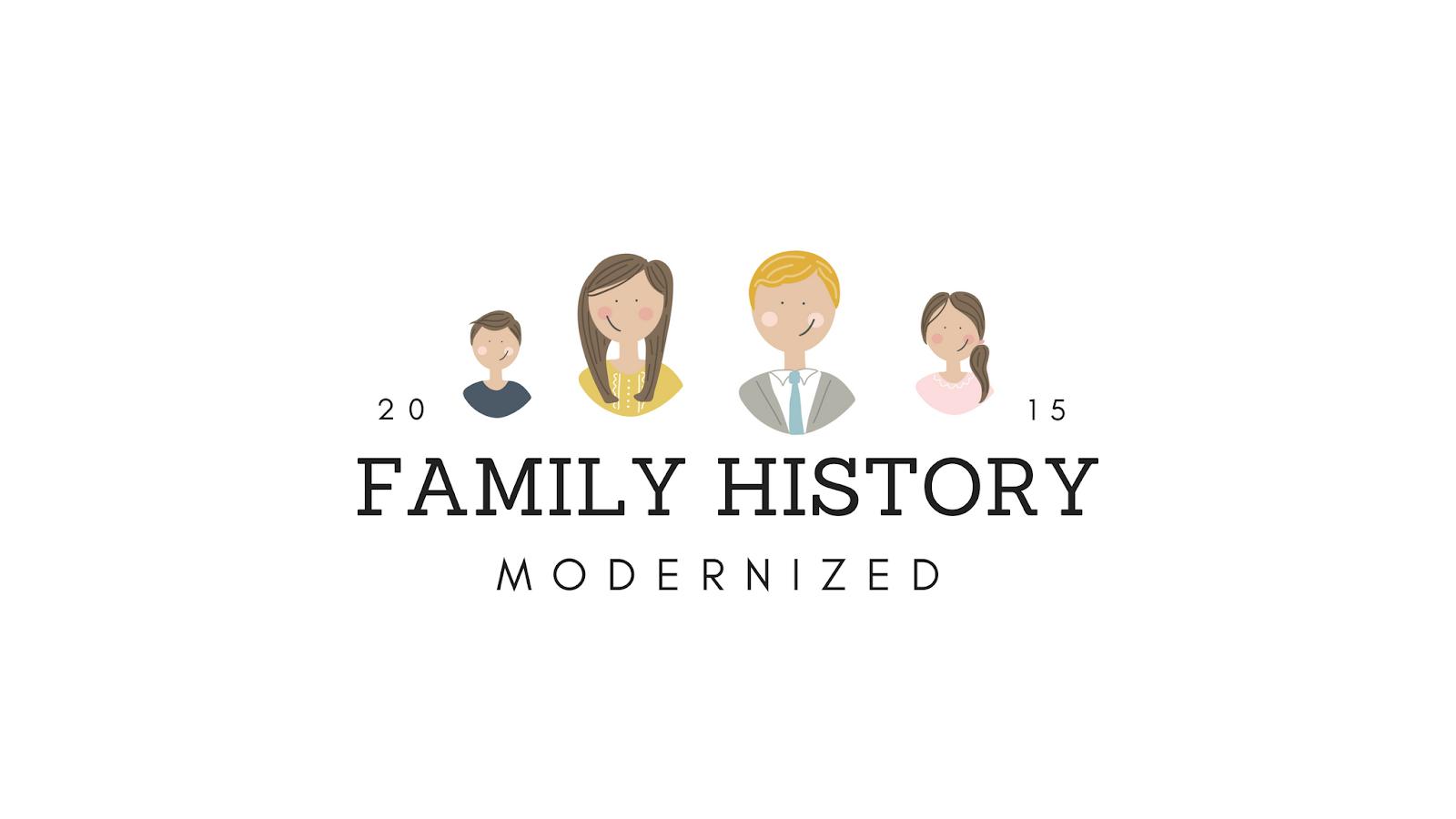 Family History Modernized