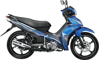 Yamaha Jupiter Z1-Biru