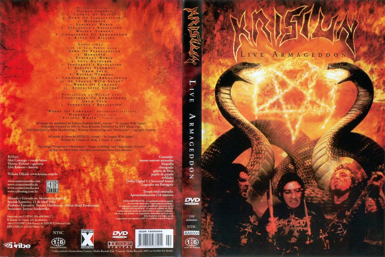COUNTDOWN TO ARMAGEDDON - DYSANIA LYRICS
