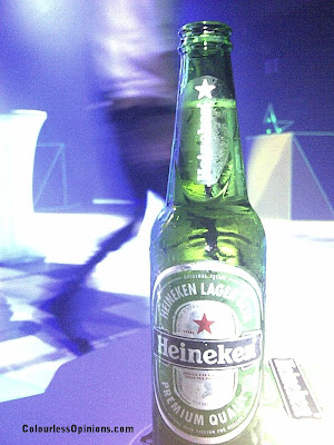 Heineken New Bottle Launch Party 2012 KL Live Malaysia