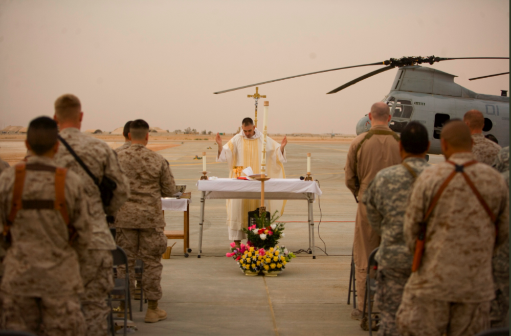 "limitations of a military chaplain War's stresses take toll on military's chaplains by sarah  ""i've been really  pushed to my limits and beyond,"" he said ""at times, i've really."