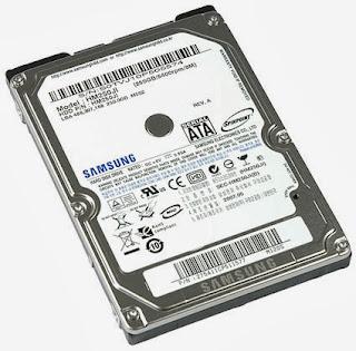 ổ cứng laptop samsung 320gb ata 5400rpm cũ