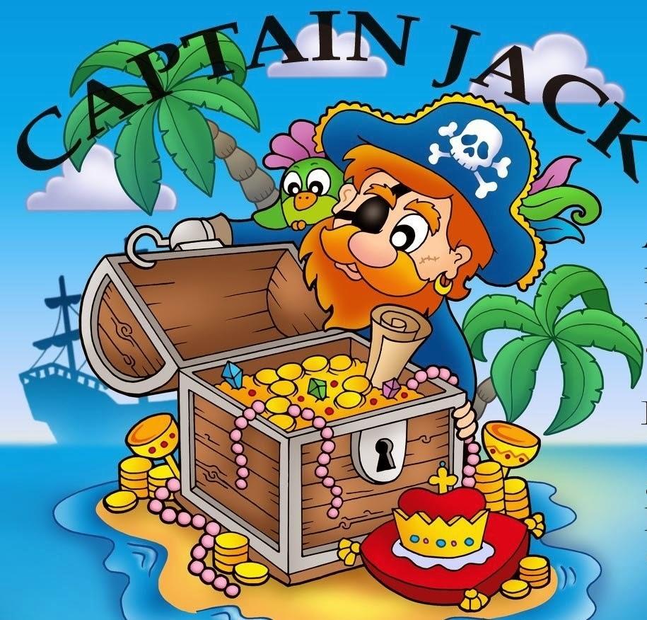 Kaptan Jack Çizgi Filmi Oyunu