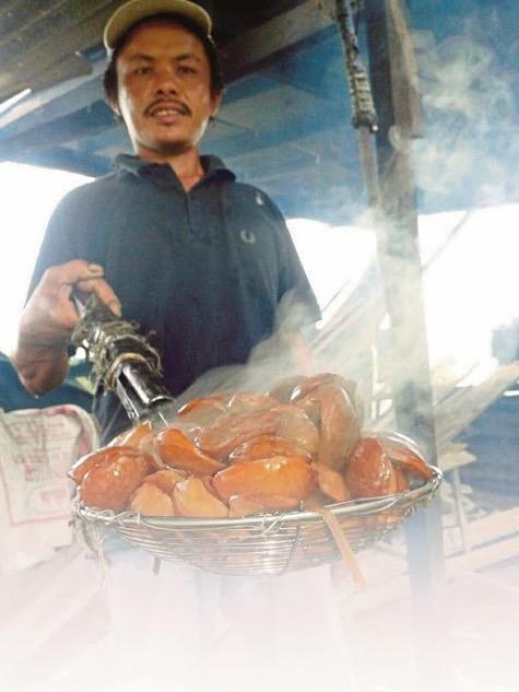 Jual Jering Rebus dan Buah Perah Je Tapi Sehari Dapat RM800 Income