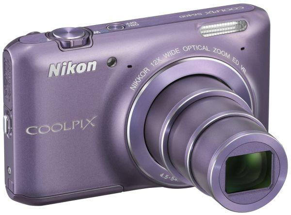 Nueva Nikon Coolpix S6400 una camara compacta muy ligera