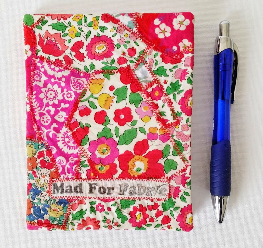 http://www.madforfabric.com/2014/12/31/diy-fabric-covered-mini-notebook-tutorial/