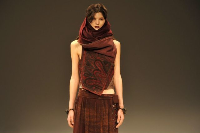 Toronto Fashion Week - Laura Siegel