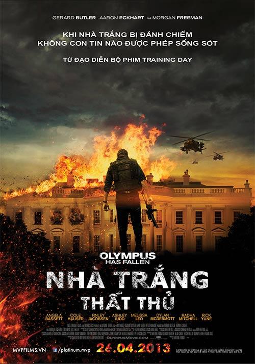 Phim Nhà Trắng Thất Thủ | Chiến Tranh Triều Tiên