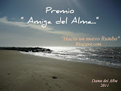 """Premio """"Amiga del alma"""""""