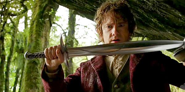Bilbo Baggins sword